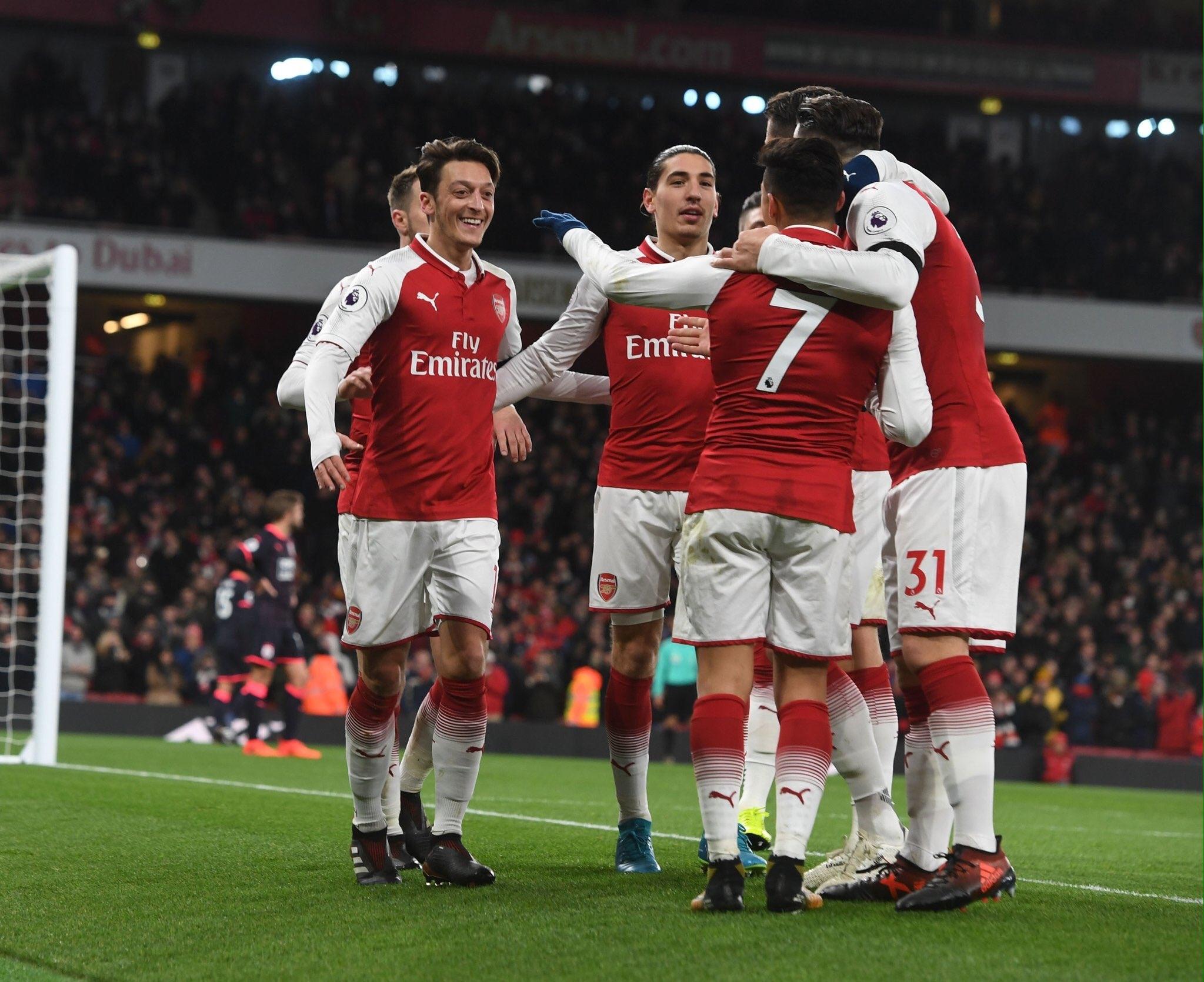 arsenal today match