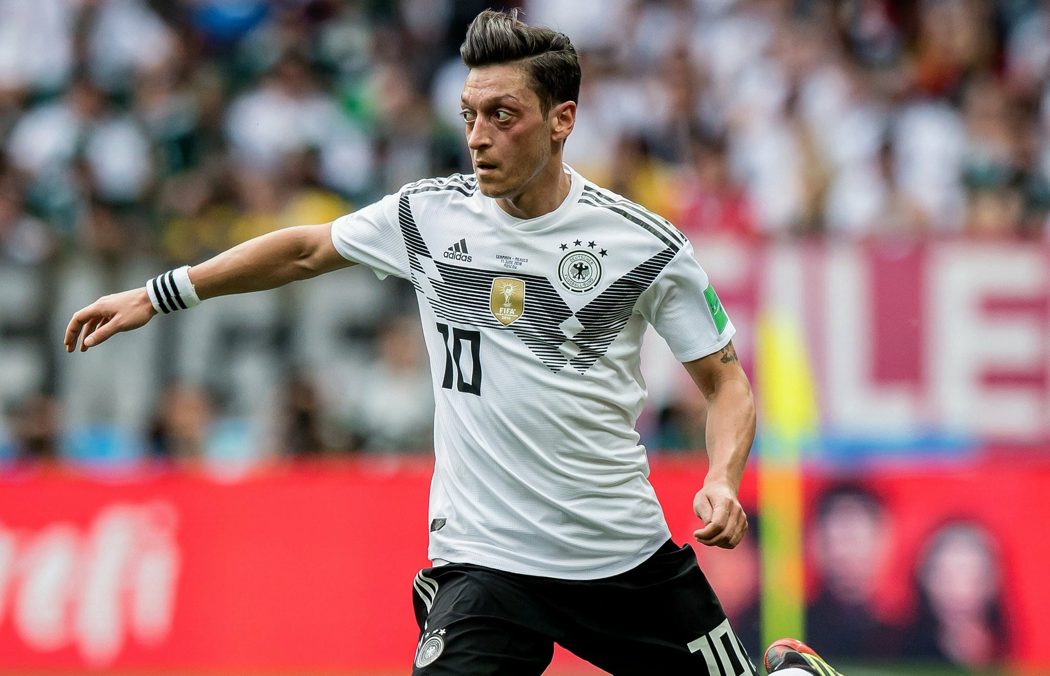 German Footballer Mesut Ozil