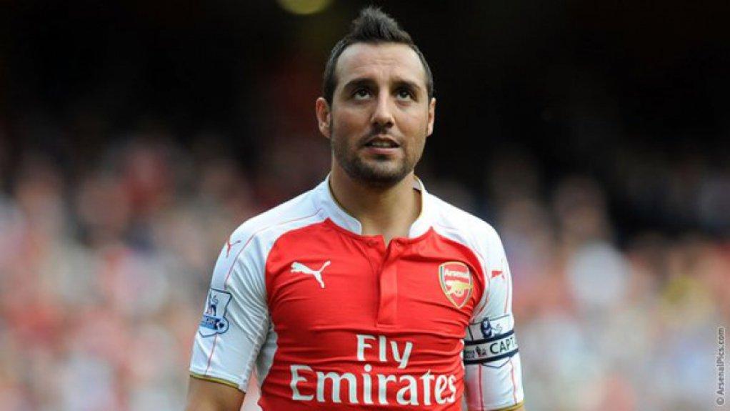 Former Arsenal Star Santi Cazorla
