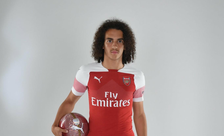 Arsenal's New Signing Matteo Guendouzi