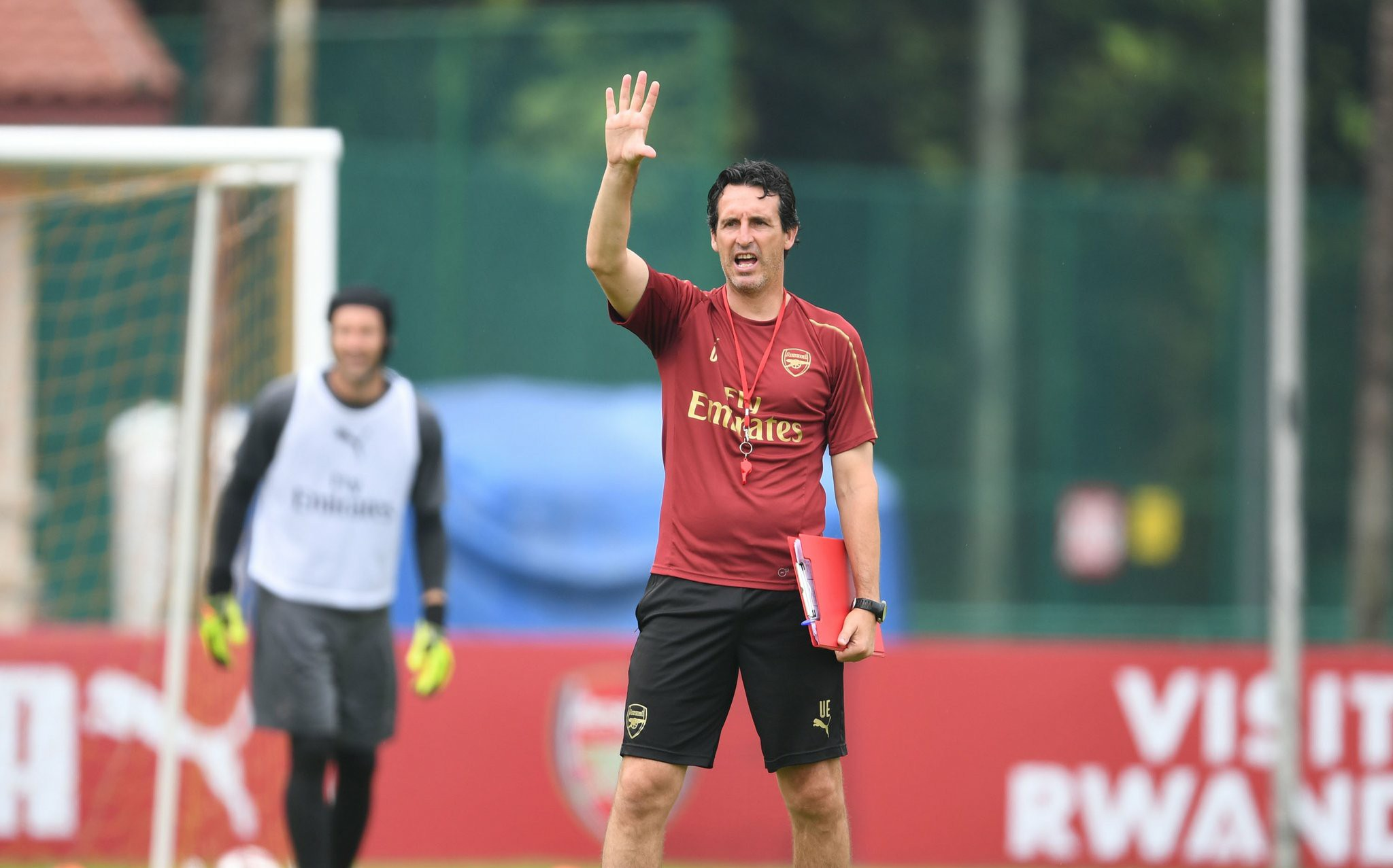 Arsenal new manager Unai Emery