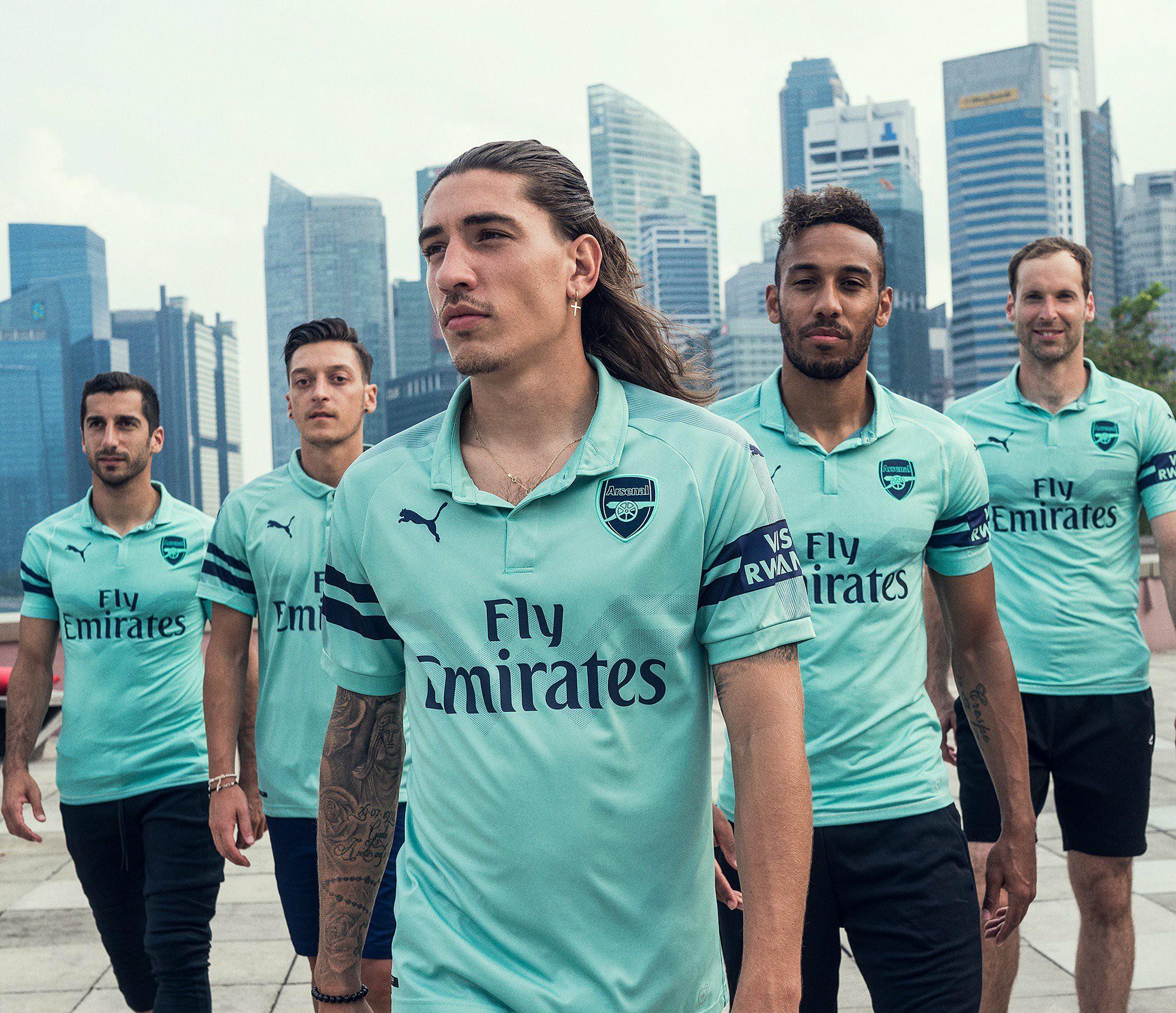Arsenal 2018/19 Third Kit