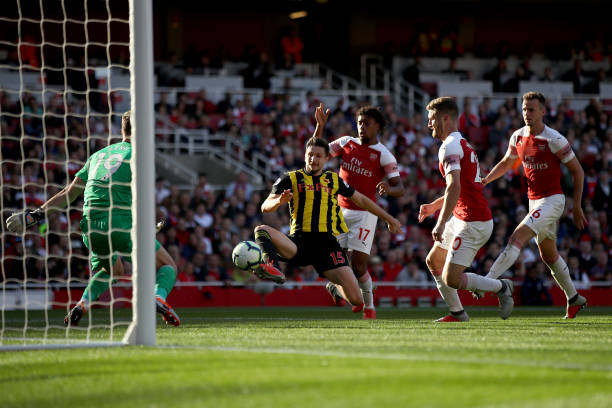 Arsenal Vs Watford