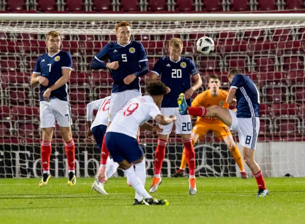 England Under 21 Vs Scotland Under 21