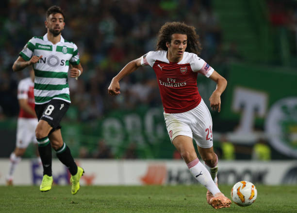 fd5fef07c Why Matteo Guendouzi Missing Liverpool Game Is A Blessing In ...