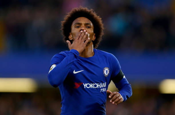 Chelsea star is open to reunion with 'big friend' at Tottenham Hotspur