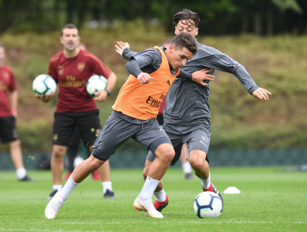 48cc2d4339e ( Arsenal players in training   Photo via Getty )