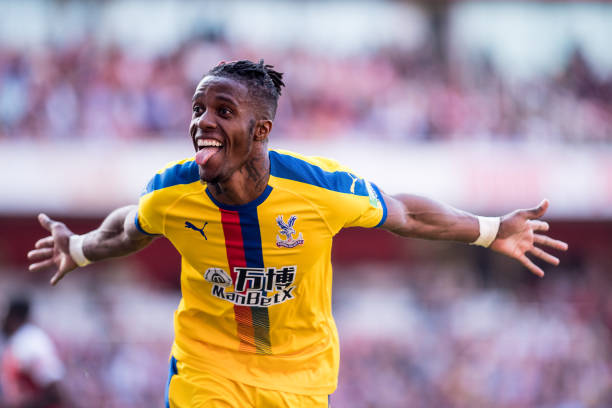 Palace slap whopping new price tag on Zaha amid Arsenal interest