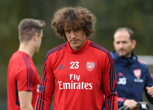 David Luiz faces Arsenal exit with no contract extension talks planned