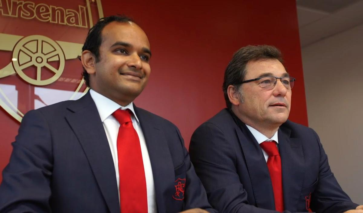 Top Arsenal executive reveals the club's stance on the upcoming ...