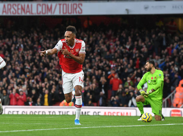 Predicted lineup to face Wolves with Aubameyang and Saka set to return