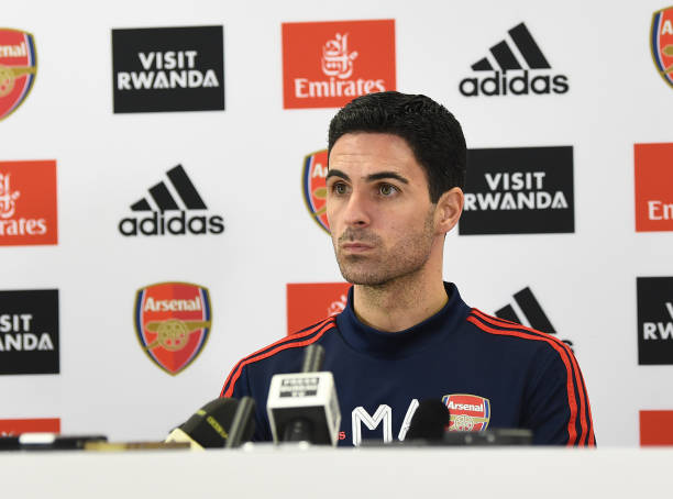 Arsenal manager Arteta admits club needs to sell players to buy targets