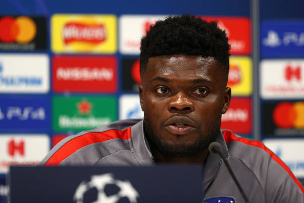 Arsenal reportedly offers €50m to sign Thomas Partey