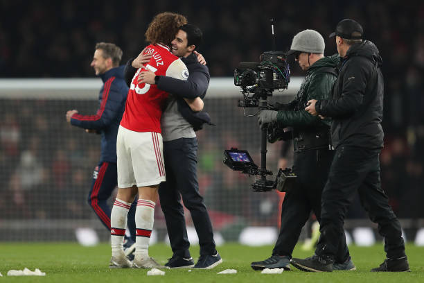 David Luiz set to leave Arsenal this summer with contract expiring