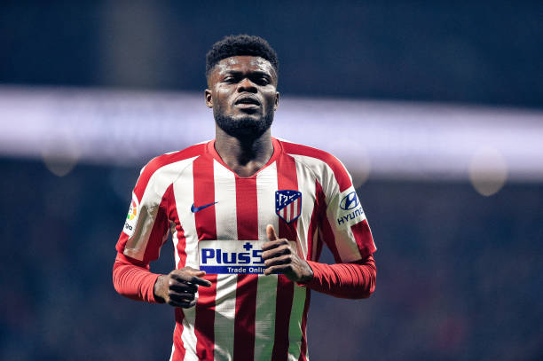Ex-Aston Villa striker Lamptey warns Partey against Arsenal move