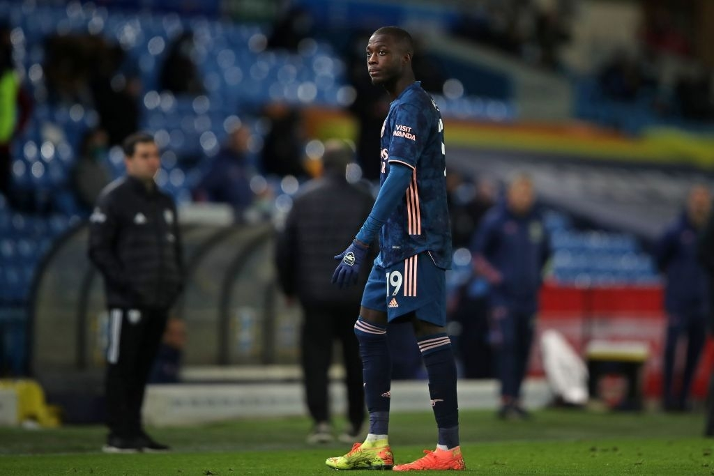Arsenal and Leeds report online trolls to police after Nicolas Pepe incident